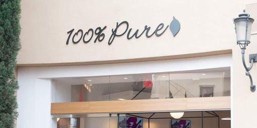 100% PURE Fashion Island: Breast Cancer Awareness Panel