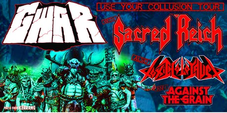 I'll Be Your Monster Bash feat. GWAR tickets