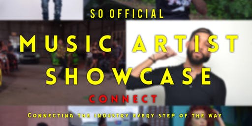 Music Artist Showcase Connect