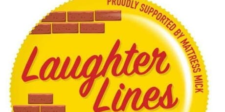 Comedy Dublin - Laughter Lines  tickets