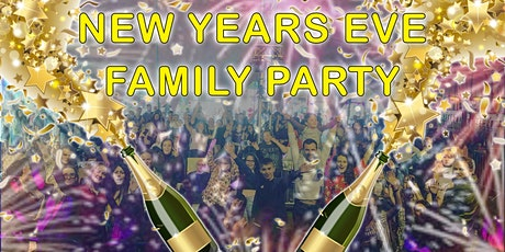 New Years Eve Family Party - Ware. tickets