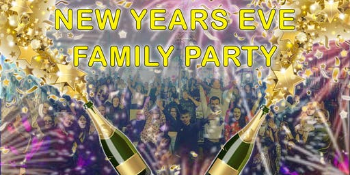 New Year Eve Family Party