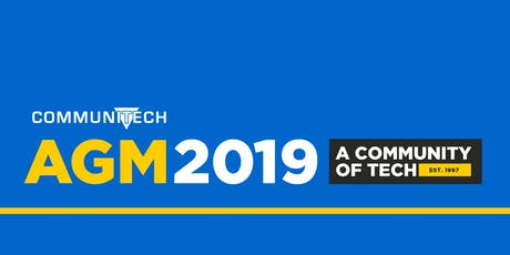 Communitech AGM 2019 tickets