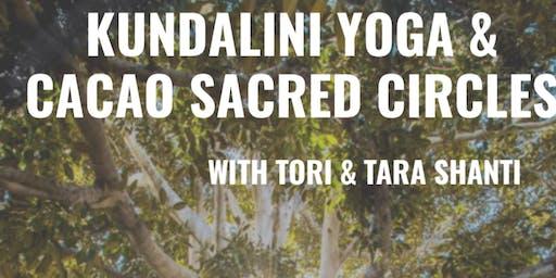 Kundalini yoga & Cacao Sacred Circles