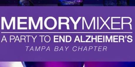 Memory Mixer Florida tickets