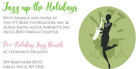 Pre-Holiday Jazz Brunch tickets