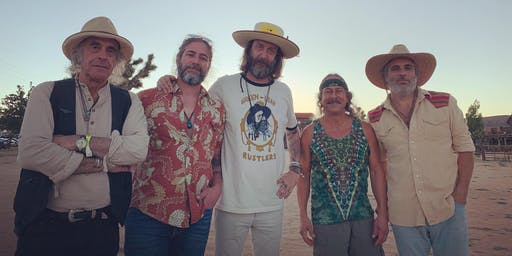 GREEN LEAF RUSTLERS ::: Half Moon Bay September 28, 2019