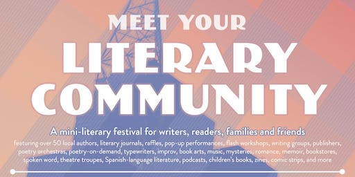 Meet Your Literary Community