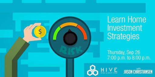 HIVE Home Investment Seminar with Finance Expert Jason Christiansen