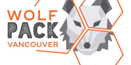 Wolf Pack YVR Has Difficult Conversations tickets