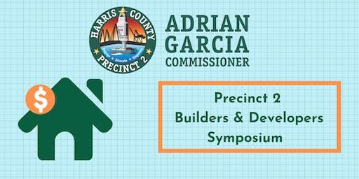 Precinct 2 Builders & Developers Symposium
