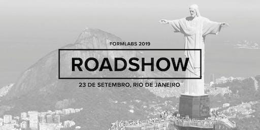 Formlabs Rio de Janeiro Roadshow 2019