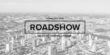 Formlabs Limeira Roadshow 2019  ingressos
