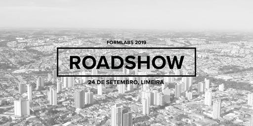 Formlabs Limeira Roadshow 2019