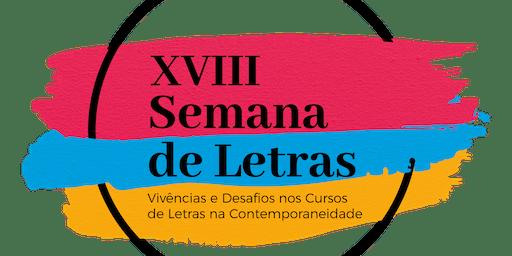 Semana de Letras UEPB 2019