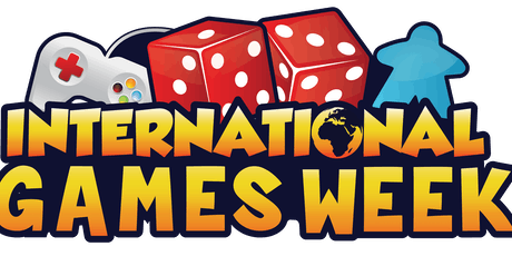 International Games Week tickets