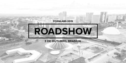 Formlabs Brasília Roadshow 2019