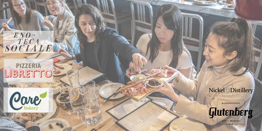 A Gluten Free Feast! Presented by Pizzeria Libretto, Enoteca Sociale & Care Bakery