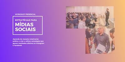 Workshop - Estratégias para Mídias Sociais - Campo Grande RJ