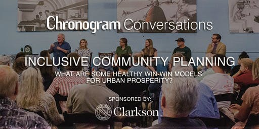 Inclusive Community Planning - Chronogram Conversations