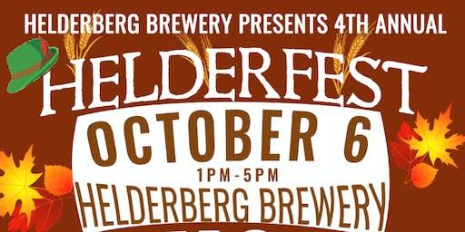 Helderfest 2019 | 4th Annual Oktoberfest Celebration