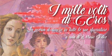 Poesia d'amore e apericena in funivia: I mille volti di Eros biglietti