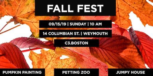 C3 Fall Fest 2019