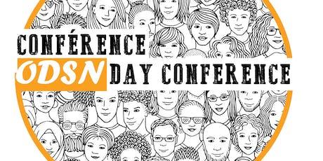 Conférence ODSN Day Conference billets