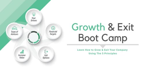 Growth & Exit Boot Camp, OH - Jan