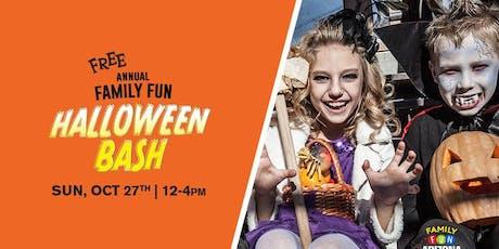 Annual Family Fun Halloween Bash tickets