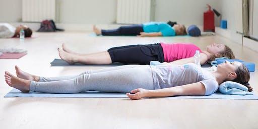 Cours de découverte : Gestion du stress par Yoga Nidra et développement personnel
