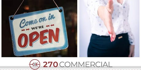 The 411 on Leasing Space For Your Business, Presented by 270 Commercial tickets