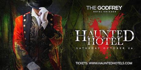 The Godfrey Haunted Hotel 2019 tickets
