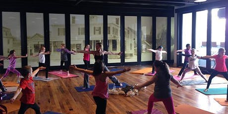 Kids Yoga tickets