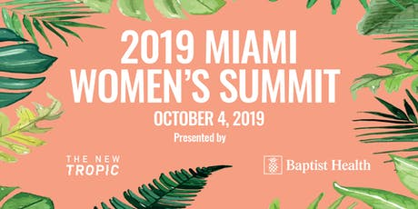 2019 Miami Women's Summit tickets