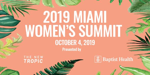 2019 Miami Women's Summit