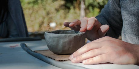 Make an Authentic Native American Pinch Pot tickets