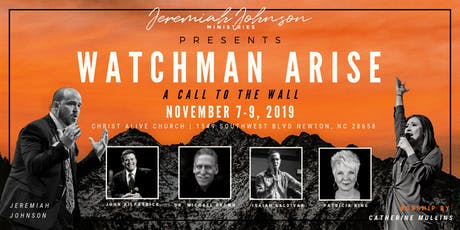 Watchman Arise Conference tickets