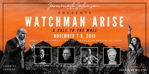 Watchman Arise Conference