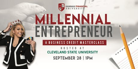 Millennial Entrepreneur- Business Credit Building with Irene Day tickets