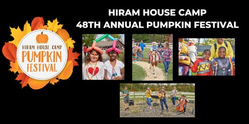48th Annual Hiram House Camp Pumpkin Festival