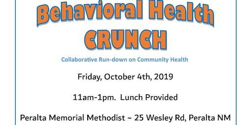 Behavioral Health CRUNCH