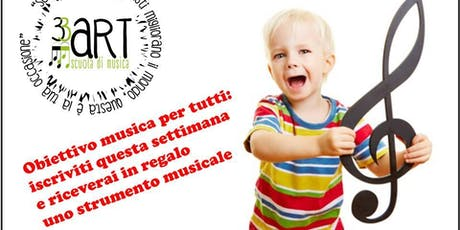 OPEN LESSON DI PROPEDEUTICA MUSICALE biglietti