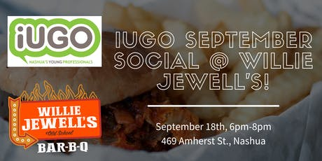 iUGO September Social 2019 tickets