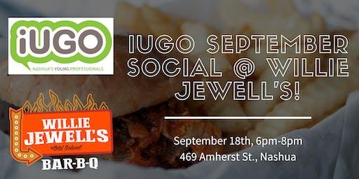 iUGO September Social 2019
