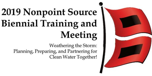 2019 Delaware Nonpoint Source Biennial Training and Meeting