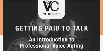 Princeton- Getting Paid to Talk, An Intro to Professional Voice Overs