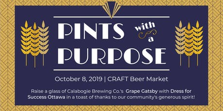 Pints with a Purpose tickets