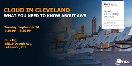 Cloud in Cleveland: What You Need to Know About AWS tickets