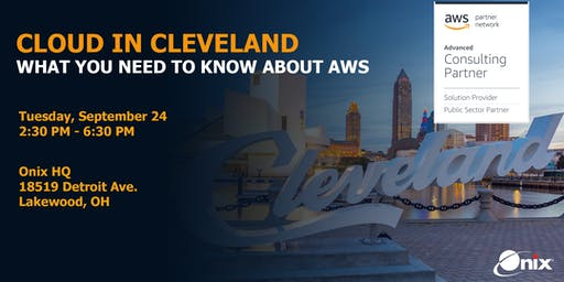 Cloud in Cleveland: What You Need to Know About AWS